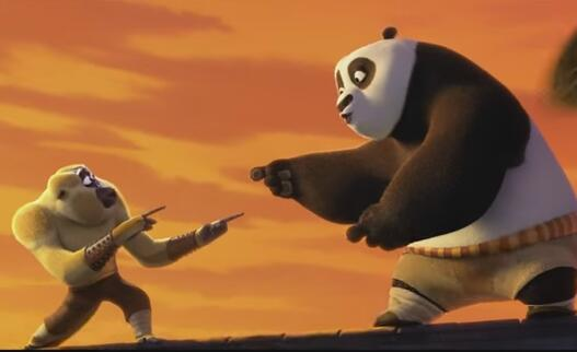 'Kung Fu Panda 3' dominates weekend box office