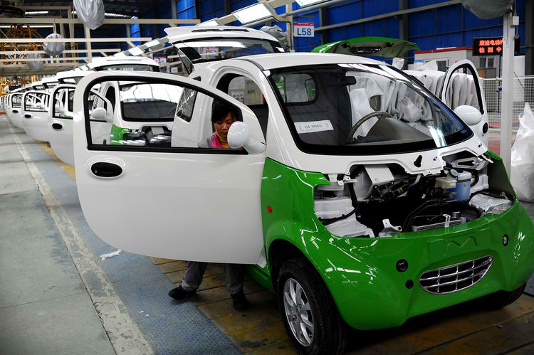 Report China S Electric Car Sales Will Double In