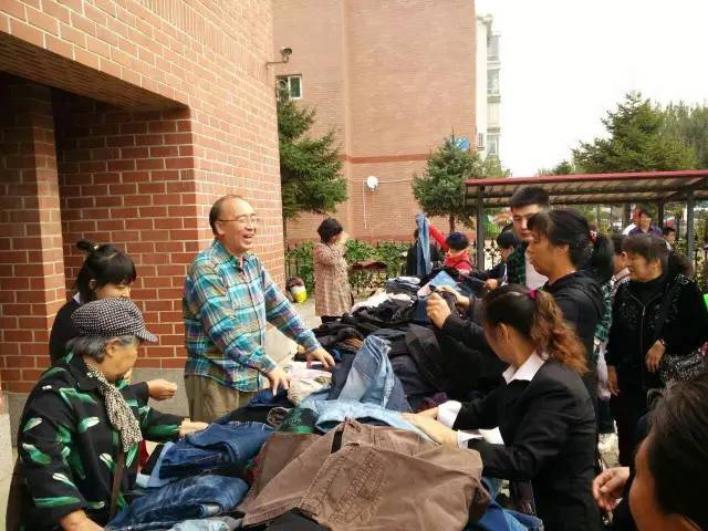 the-church-staff-sells-partial-garments-to-raise-postage