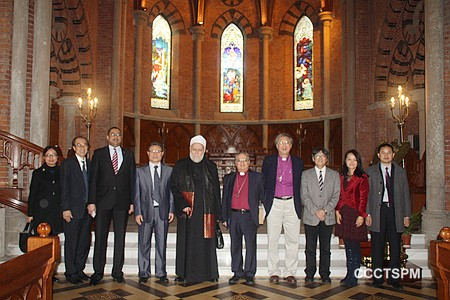 the-egyptian-religious-delegation-visits-china