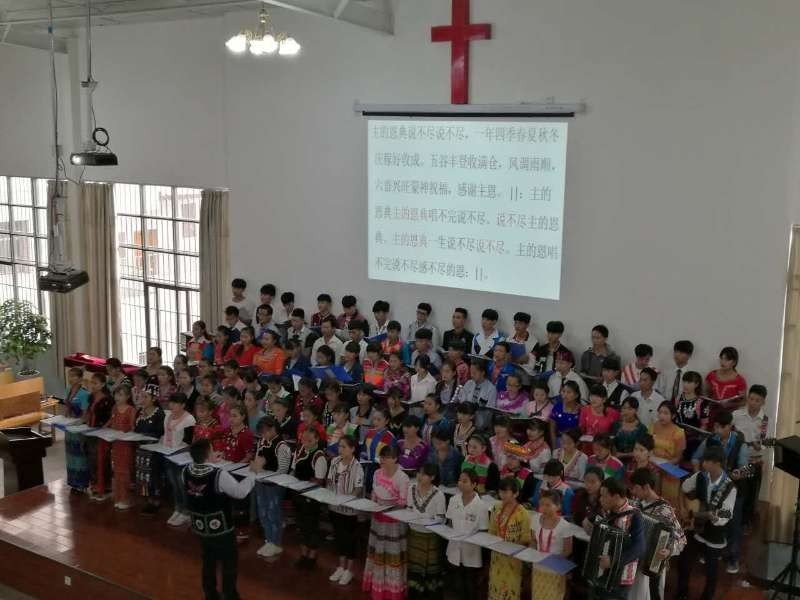 students-of-baoshan-bible-school-of-the-nations-present-hymns-in-the-chapel