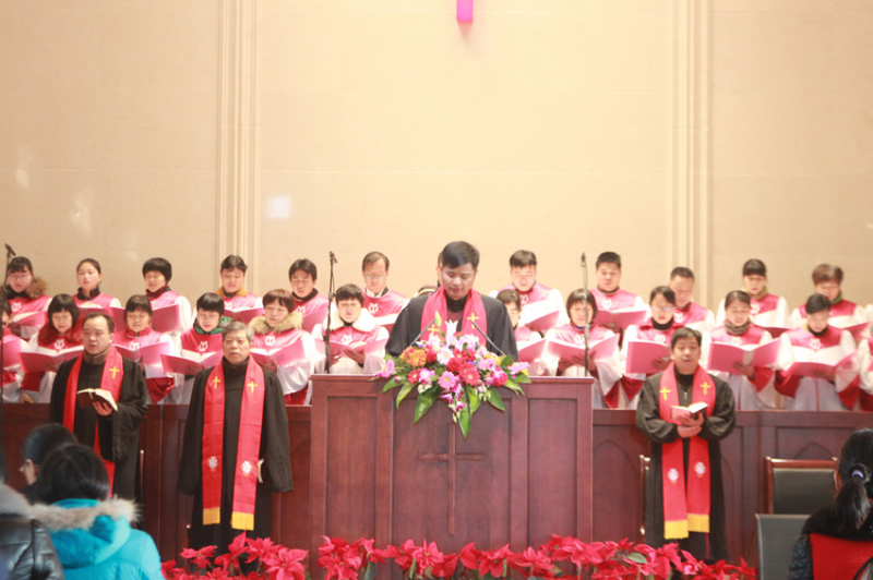 the-dedication-ceremony-of-beishe-church