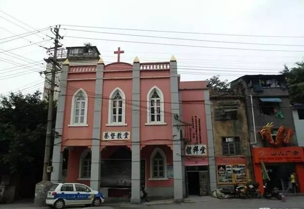 zhongshanlu-church-of-nanning-guangxi