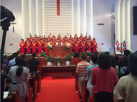 the-dedication-ceremony-of-chengguan-church