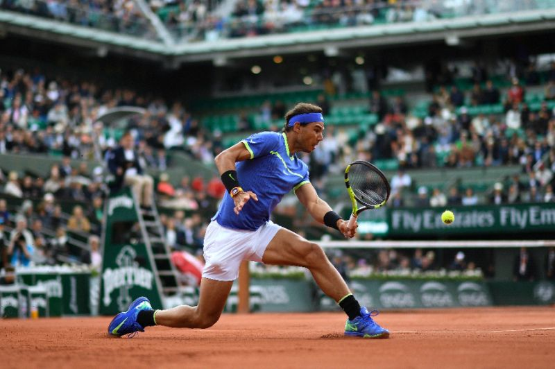 Nadal beats Wawrinka to win French Open for a 10th time