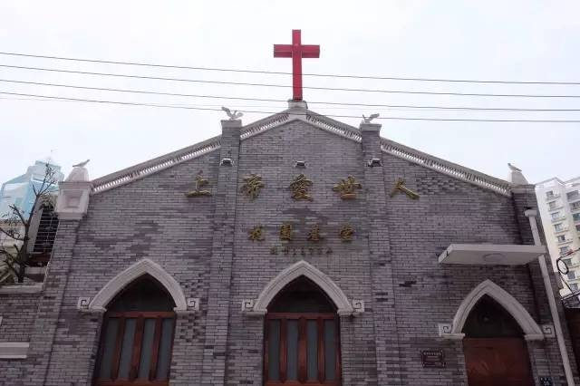 huayuanxiang-church