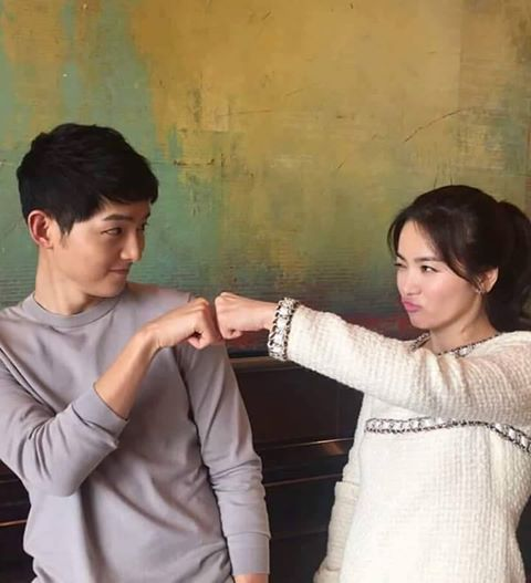 Song Hye Kyo and Song Joong Ki are getting married
