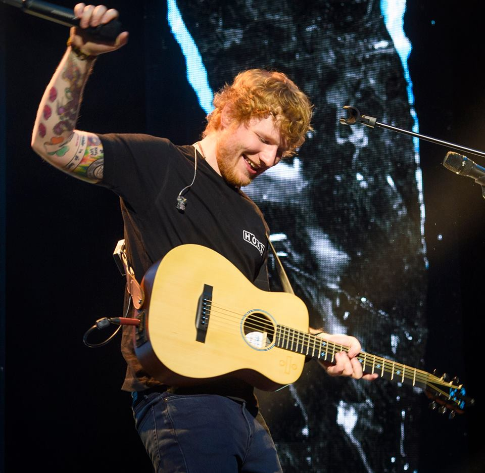 Ed Sheeran has clarified that he has NOT quit Twitter