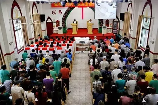 changsha-south-church-prayed-for-post-disaster-reconstruction-of-the-affected-areas-in-hunan-on-july-9-2017