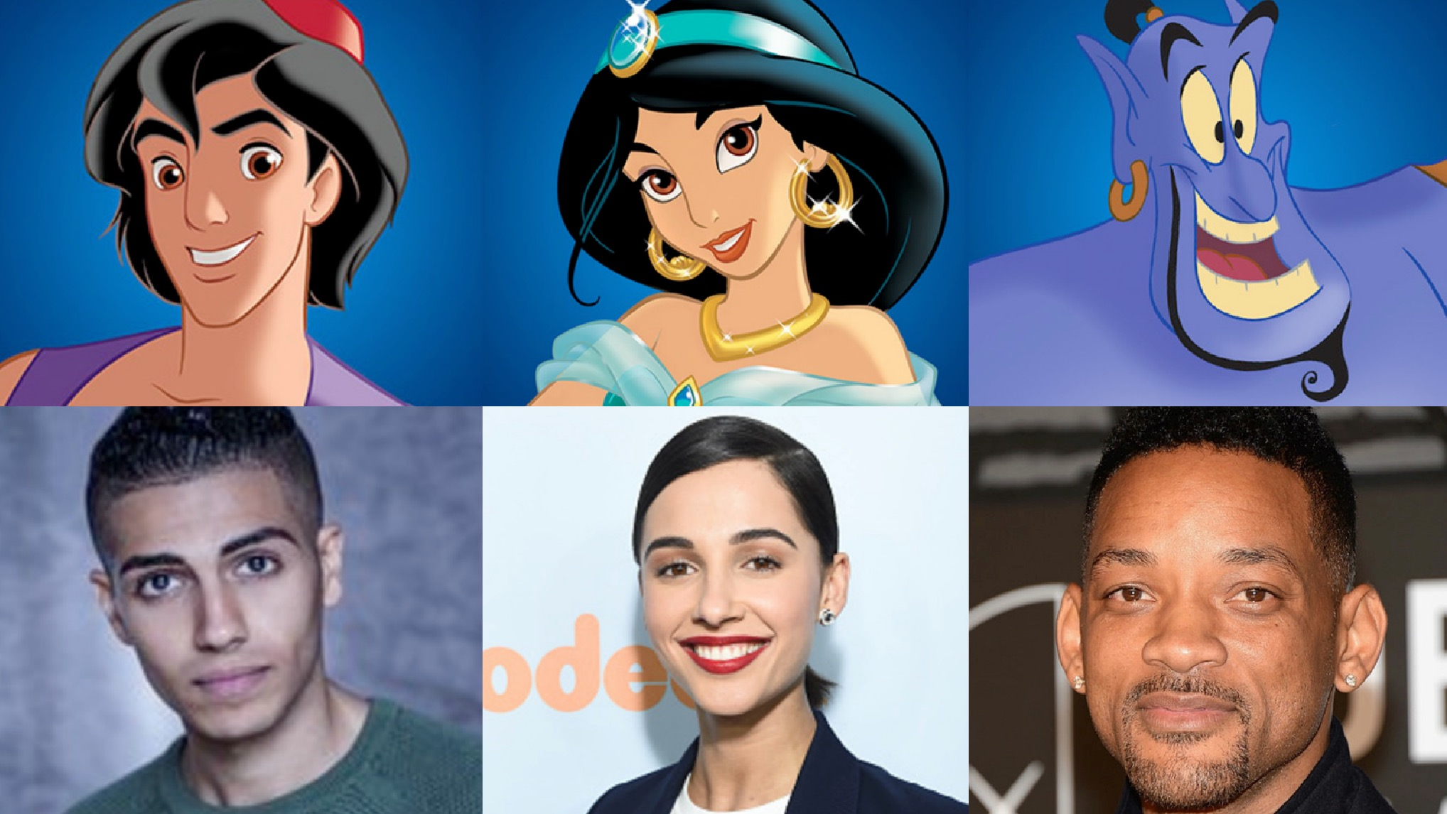 Disney Has Finally Found Its Aladdin And Jasmine