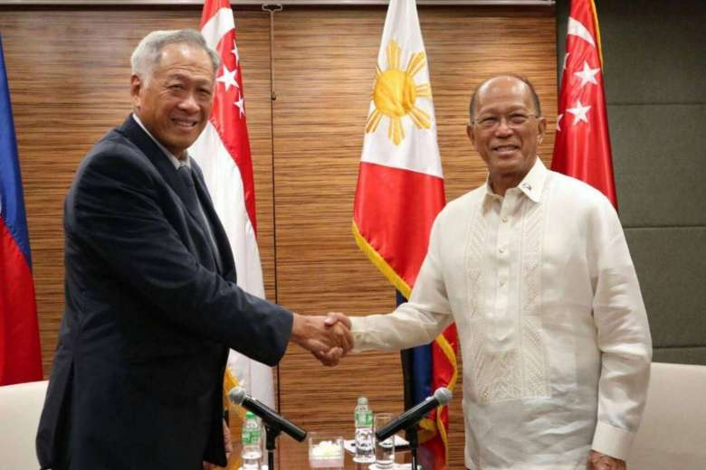 Singapore offers SAF assistance to counter terrorism in Philippines