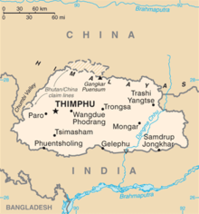 the-border-between-china-and-bhutan-and-the-disputed-area