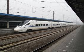 chinas-fastest-train