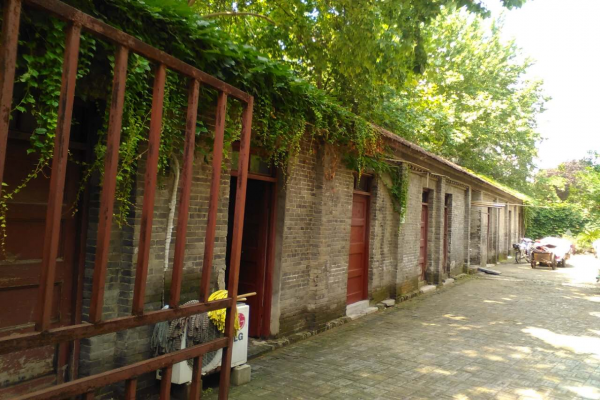 Nowadays appearance of the old house of the Ledao Home (Credit:Gospeltimes.cn)