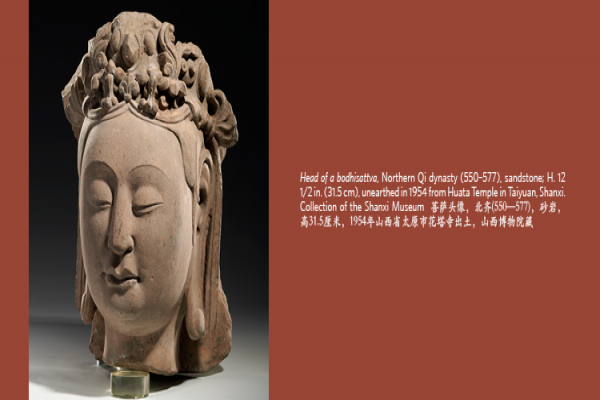 Art in a Time of Chaos: Masterworks From Six Dynasties China, 3rd – 6th Centuries