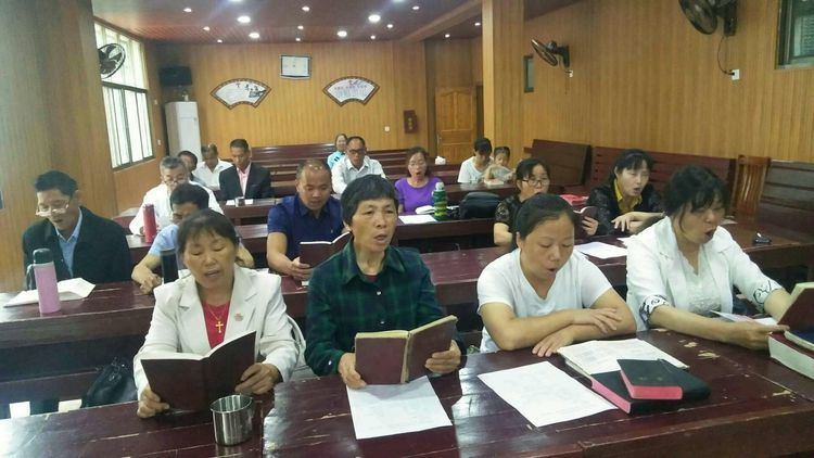 On May 20, 2020, 29 local church leaders of Zixi County, Fuzhou, Jiangxi attended a training program.
