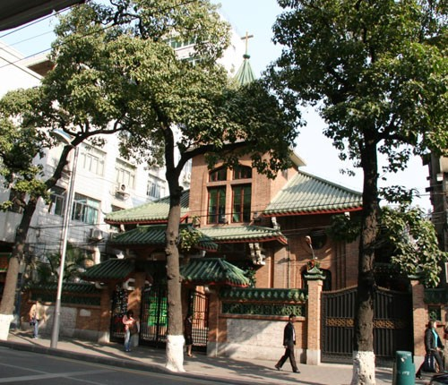Guangzhou Zion Church