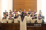 Beijing Fengtai Church: The choir gives choruses to celebrate the Day on March 4