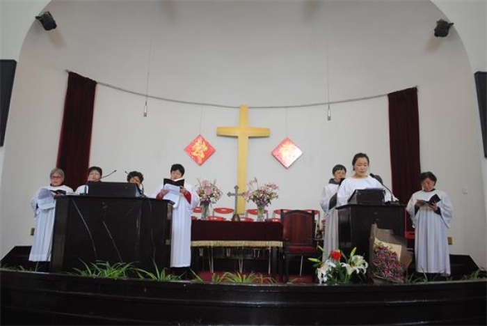 Suzhou Gongxiang Church
