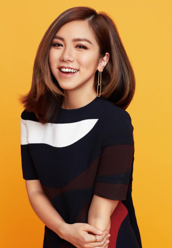 G.E.M photo pictorial for a magazine