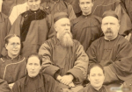James Hudson Taylor, Founder of China Inland Mission, in Traditional Chinese clothes
