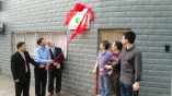 The opening ceremony of Nanping Holy Love Nursing Home