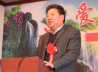 Pastor Yuwen Liu, Church Leader in Handan City of Hebei Province(Photo by Mubo Li,Gospeltimes.cn)