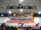 On Oct. 2nd, Shanxi Shilipu Chuch held the gospel church music concert.