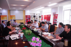 On Oct.7, Shandong CCC&TSPM held the Compling The History of Christianity in Shandong Meeting in Ji'nan.