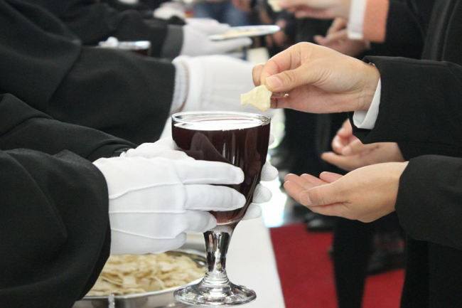 The Communion Service