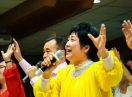 the Pastoral Staff Lead the Worship