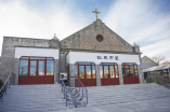 Located in Xisi, the Gangwashi Presbyterian Church hosts a very dynamic Christian parish in Beijing.