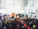 Christian Business Fellowship of Guangdong Union Church Celebrates Its 8th Anniversary of  Foundation
