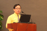 "Shi Hengtan Gives His Speech on ""Zhang Xingyao's Conception and Practice of Sinolization of Christianity"""
