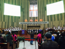 Peace & Praying Worship in the Holy Word Church on the National Memorial Day for Nanjing Massacre victims