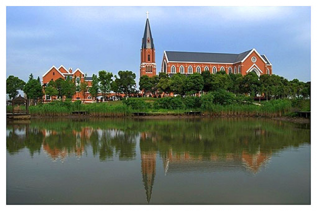 Dushu Lake Christian Church(file photo)