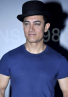 Aamir Khan at the trailer launch of Dhoom 3.