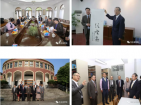 The National Christian Council in Japan visited  East China Theological College on May 10, 2017