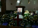 The picture of Rev. Zhu Chengxin, funeral held on May 11, 2017