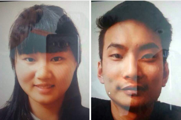 Meng Li Si and Li Xinheng who were abducted on May 24 in Quetta, the capital city of Baluchistan province in Pakistan
