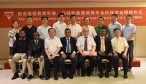 Group photo of the members from Matara YMCA and Xi'an YMCA