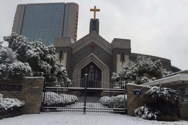 Hangzhou Chongyi Church, the largest megachurch in China
