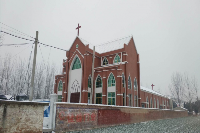 Xiaogan Church in Hubei