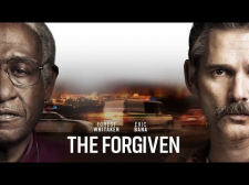 Promotional photo for the movie 'The Forgiven' starring Forest Whitaker and Eric Bana
