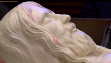 3D Image of Jesus Christ based on the Shroud of Turin