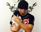 For the first time,  Chinese Christian Singer Jay Chou shared his daughter's picture
