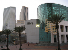 IMAX Theatre in New Orleans