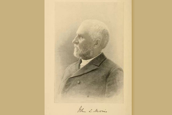 John Livingstone Nevius, a missionary of the American Presbyterian Mission