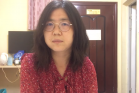 Zhang Zhan, a Christian citizen journalist based in Shanghai