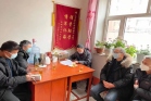 In Jilin Provincehe, the leaders of the Gongzhuling Municipal CC&TSPM and some staff workers held an emergency meeting to prevent and control COVID-19 on  January 12, 2020.
